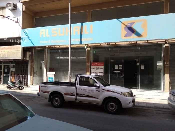 محل للإيجار في شارع الملك فيصل ، حي الخبر الشمالية ، الخبر ، الخبر