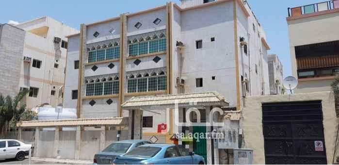 عمارة للبيع في شارع خزيمه بن عاصم ، حي البوادي ، جدة ، جدة