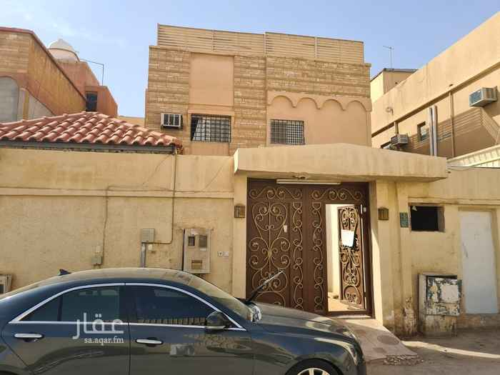 فيلا للبيع في شارع معاوية بن الحارث ، حي الروضة ، الرياض ، الرياض