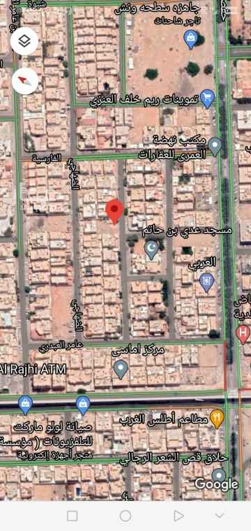 أرض للبيع في شارع سليمان بن عبدالله ، حي النهضة ، الرياض ، الرياض