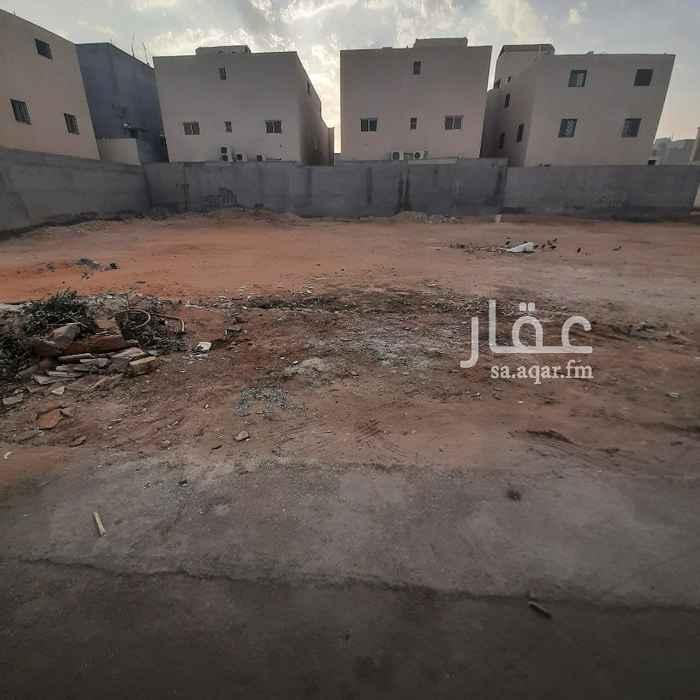 أرض للبيع في شارع احمد بن ناصر الكناني ، حي ظهرة نمار ، الرياض