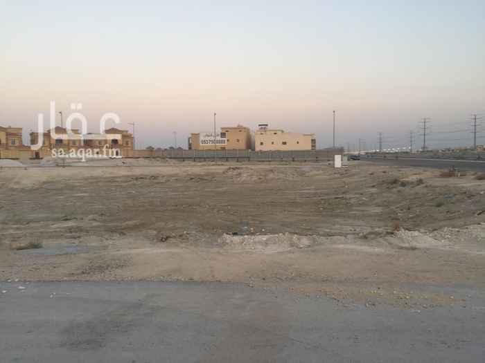 أرض للبيع في طريق مجلس التعاون ، حي الخزامى ، الخبر