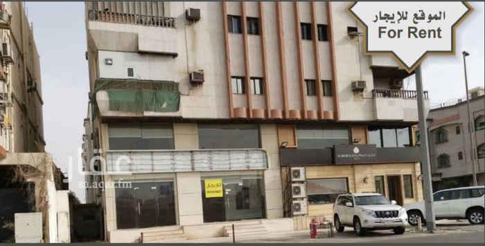 محل للإيجار في شارع الامير محمد بن عبدالعزيز ، حي العزيزية ، جدة
