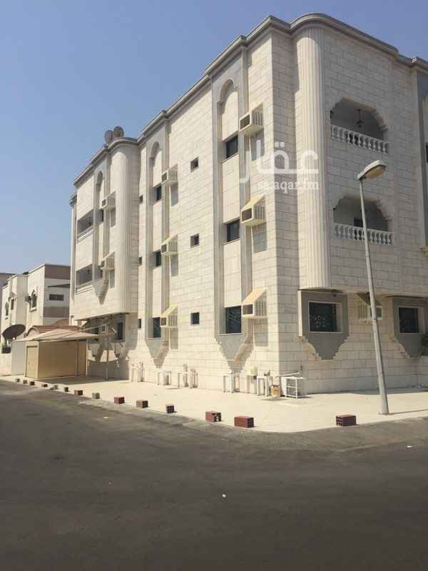 شقة للإيجار في شارع شقاق المعاطف ، حي النزهة ، جدة