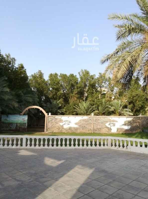 استراحة للبيع في شارع وثيلان ، حي اليرموك ، الرياض