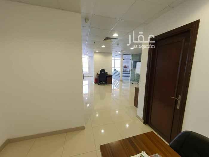 مكتب تجاري للإيجار في شارع المدن ، حي البغدادية الغربية ، جدة ، جدة