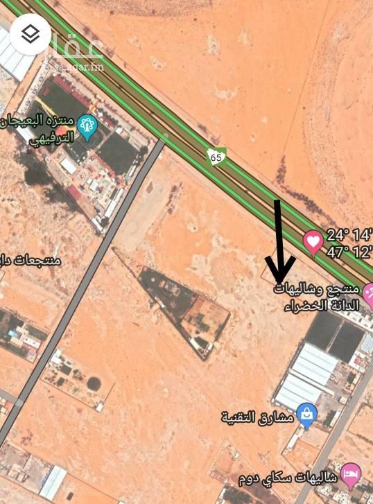 أرض للإيجار في طريق الملك عبدالعزيز