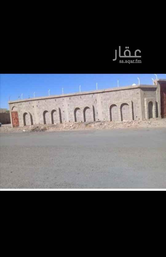 استراحة للبيع في شارع حبيب بن حبيب الكوفي ، حي السكة الحديد ، المدينة المنورة ، المدينة المنورة