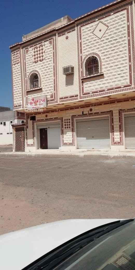 عمارة للبيع في شارع يحيى بن اسماعيل المهاجر ، حي السكة الحديد ، المدينة المنورة