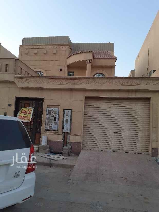 دور للإيجار في شارع السرح ، حي اشبيلية ، الرياض