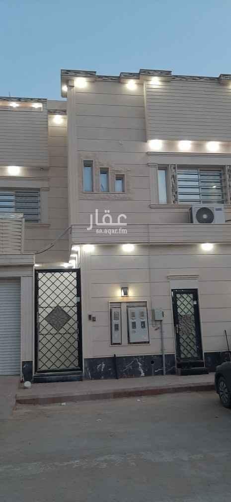 فيلا للإيجار في شارع مؤرج بن منيع ، حي العارض ، الرياض