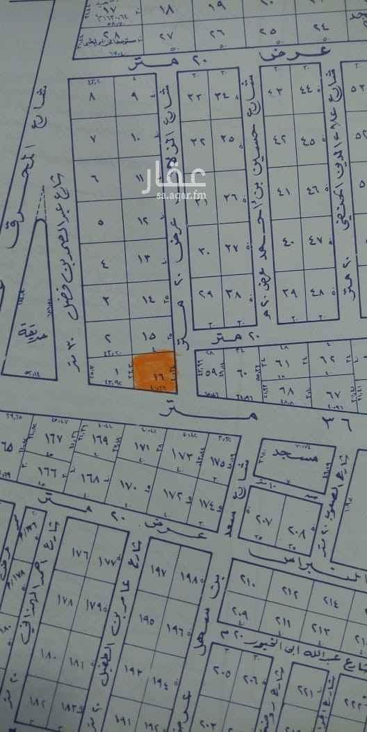 أرض للبيع في شارع أبي فراس الحمداني ، حي الرائد ، الرياض ، الرياض