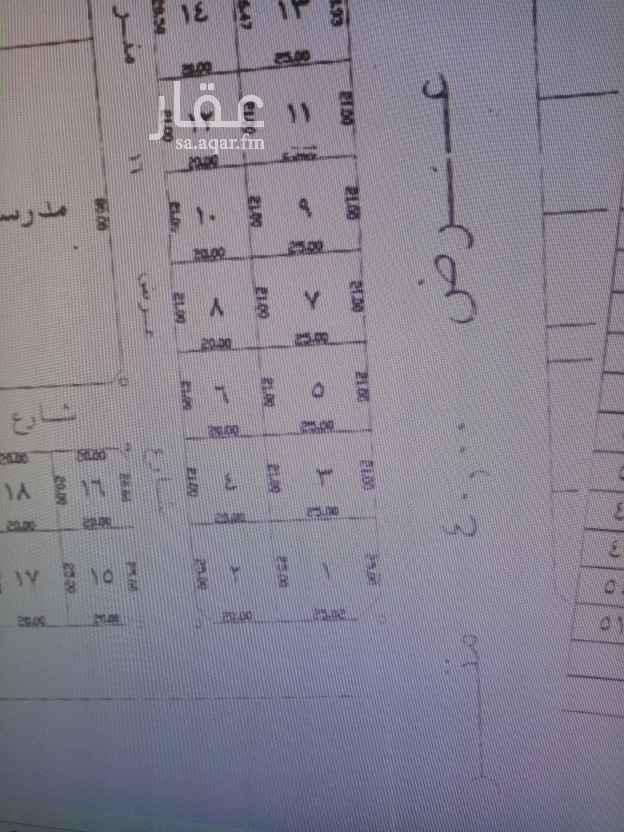 أرض للبيع في شارع الموفق الصابوني ، حي بدر ، الدمام
