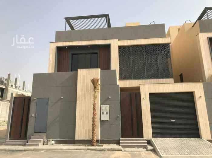 فيلا للإيجار في شارع ريحانة بنت زيد ، حي النرجس ، الرياض ، الرياض
