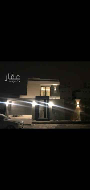فيلا للإيجار في شارع ريحانة بنت زيد ، حي النرجس ، الرياض