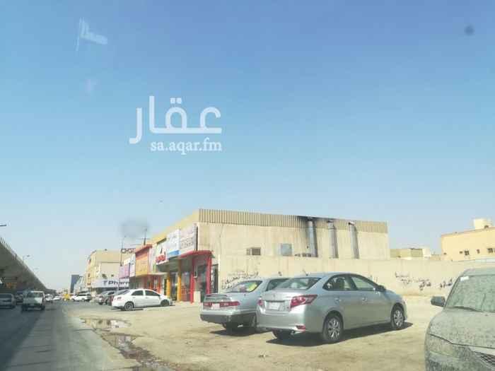أرض للبيع في شارع الشباب ، حي العزيزية ، الرياض