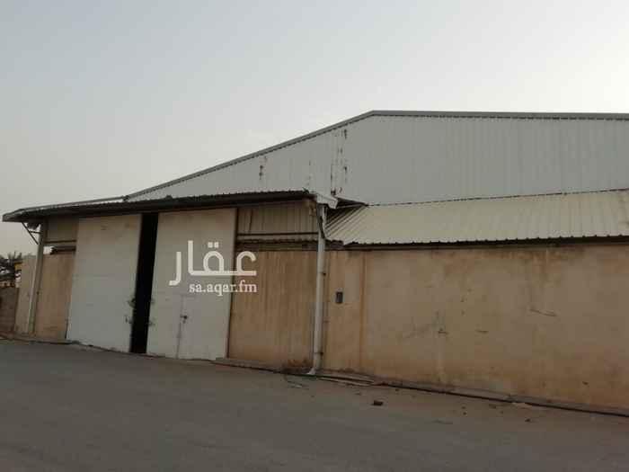 مستودع للإيجار في طريق علي بن أبي طالب ، حي الفيصلية ، الرياض ، الرياض