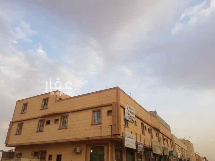 عمارة للإيجار في شارع المطري ، حي الحزم ، الرياض ، الرياض