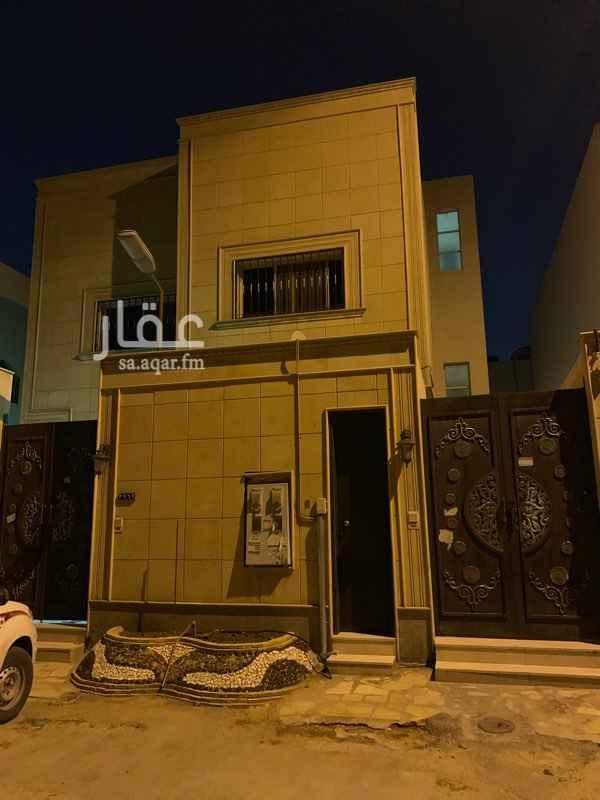 دور للإيجار في شارع الحديثة ، حي الملقا ، الرياض