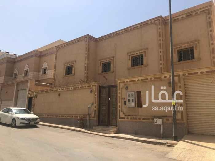 دور للإيجار في شارع زهير بن المسيب ، حي الربوة ، الرياض ، الرياض