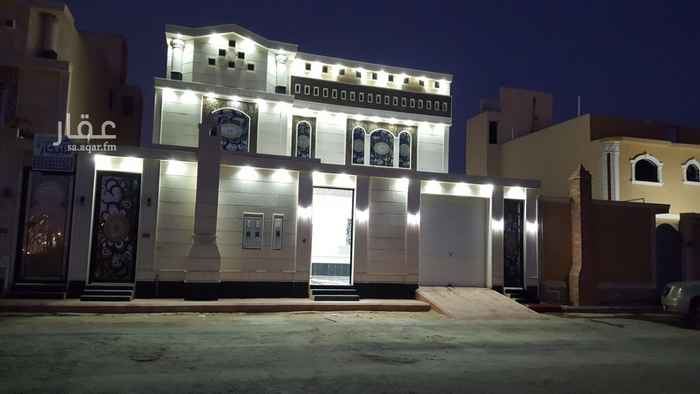 فيلا للإيجار في شارع ، شارع نجم الدين الأيوبي ، حي طويق ، الرياض ، الرياض