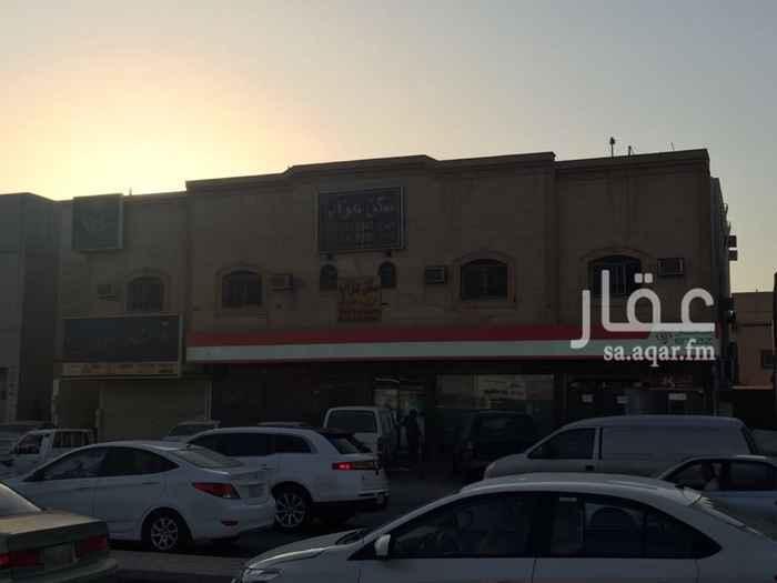 عمارة للإيجار في شارع الامير بندر بن عبدالعزيز ، حي الخليج ، الرياض