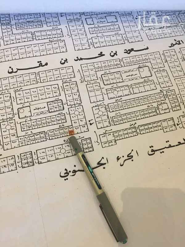 أرض للبيع في شارع الانتصار ، حي العقيق ، الرياض