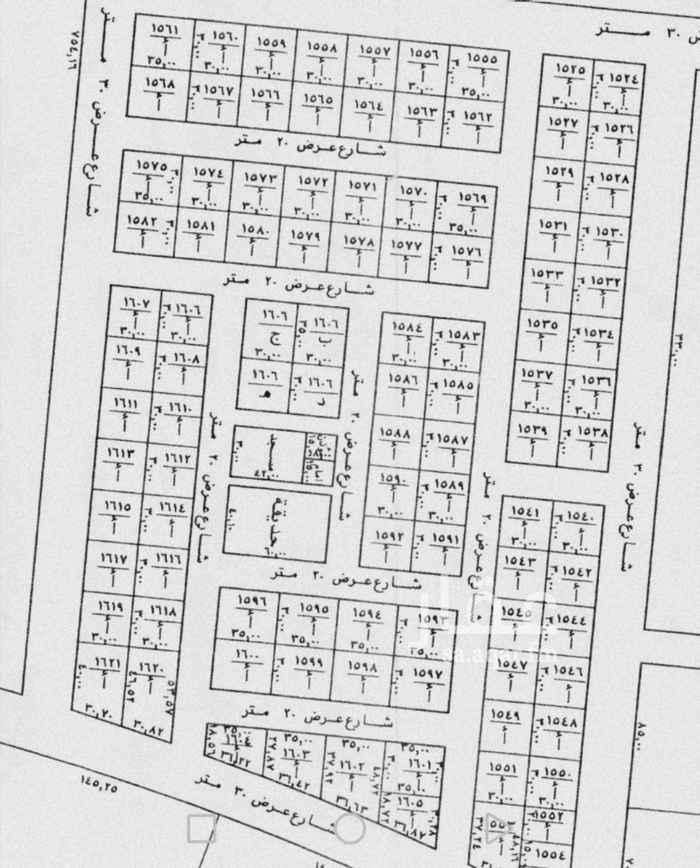 أرض للبيع في شارع رقم 260 ، الرياض
