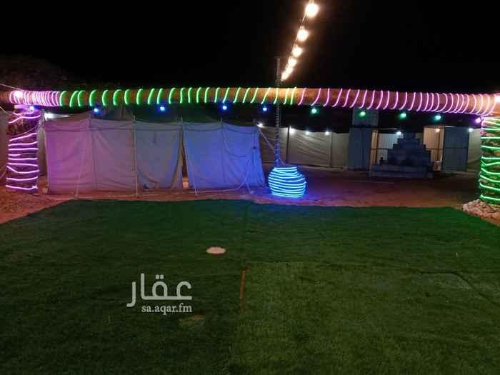 مخيم للإيجار في حي الرمال ، الرياض ، الرياض