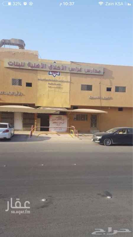عمارة للإيجار في شارع أبي سفيان بن حرب ، حي النزهة ، الرياض
