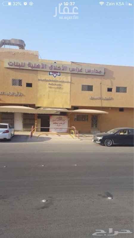 عمارة للإيجار في شارع أبي سفيان بن حرب ، حي النزهة ، الرياض ، الرياض