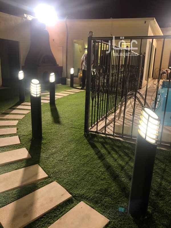 استراحة للإيجار في شارع عمير الخزاعي ، حي ابحر الجنوبية ، جدة ، جدة
