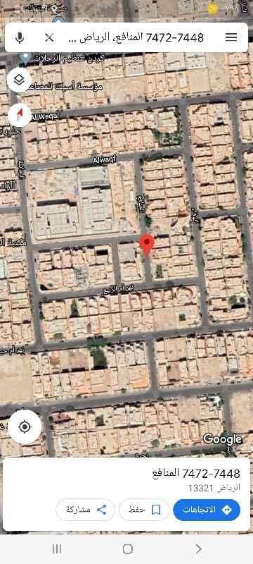 أرض للبيع في شارع الوسيف ، حي الصحافة ، الرياض ، الرياض