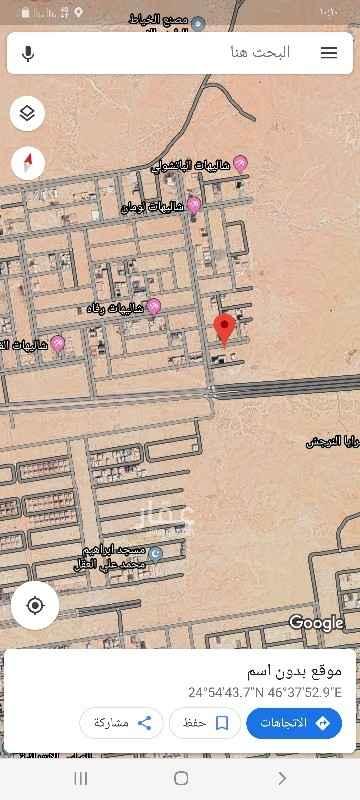 أرض للبيع في شارع محمد المنفلوطي ، الرياض ، الرياض