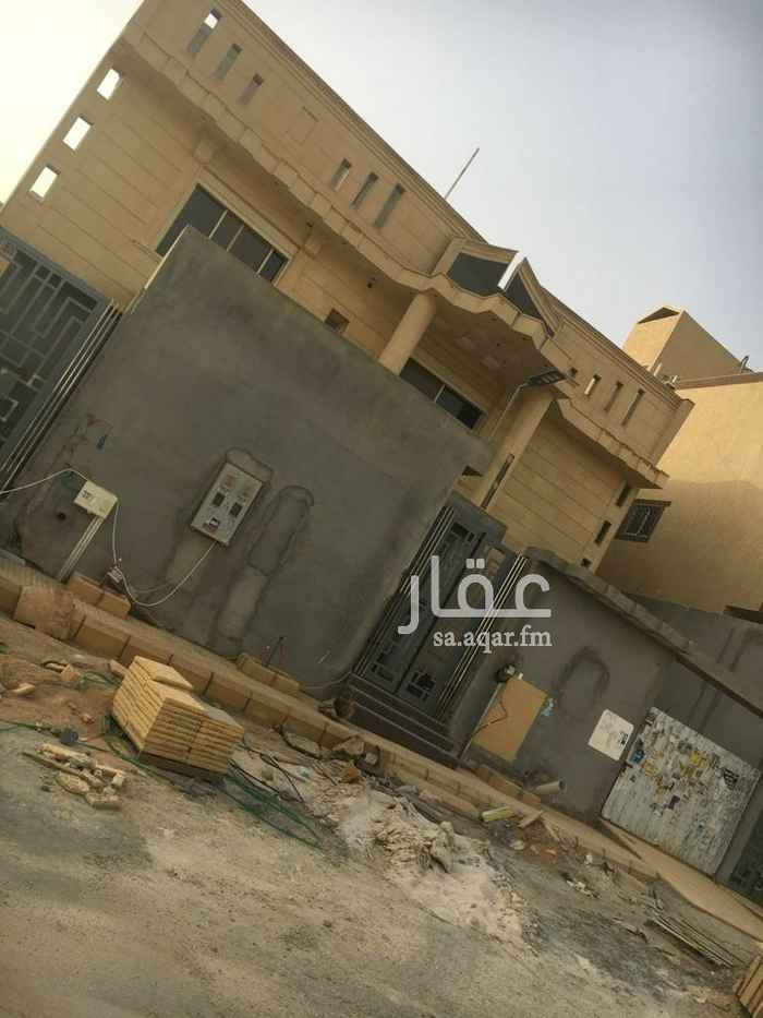 فيلا للبيع في شارع السلامه ، حي النرجس ، الرياض ، الرياض