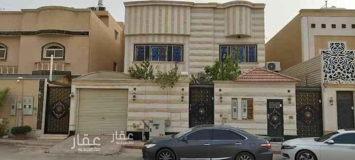 فيلا للبيع في شارع وادي الزرقاء ، حي الندى ، الرياض ، الرياض