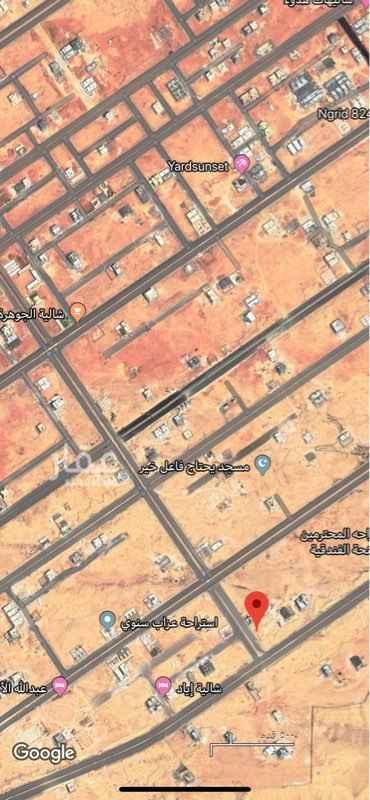 أرض للبيع في شارع ابن ابي الشكر الفلكي ، الرياض
