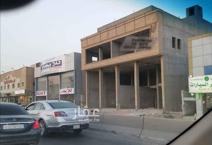 عمارة للإيجار في طريق ابي بكر الصديق ، الرياض