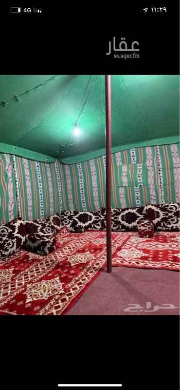 مخيم للإيجار في طريق مكة المكرمة