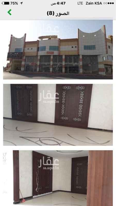 عمارة للإيجار في شارع احمد بن الخطاب, طويق, الرياض