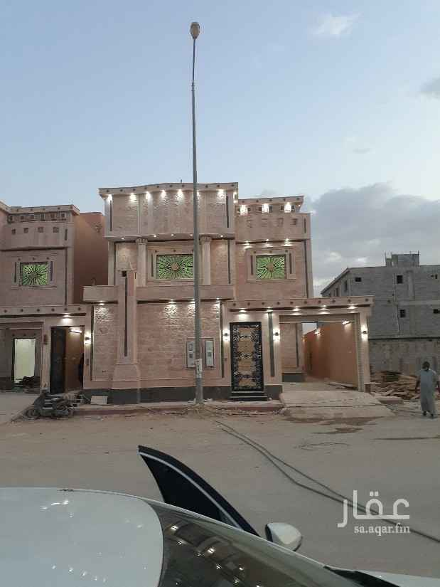 فيلا للإيجار في شارع عثمان بن صدقة ، الرياض