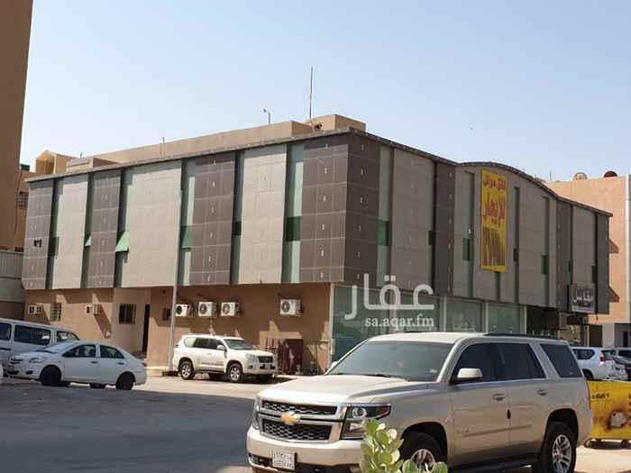 عمارة للبيع في شارع عبدالواحد الازجي ، حي قرطبة ، الرياض