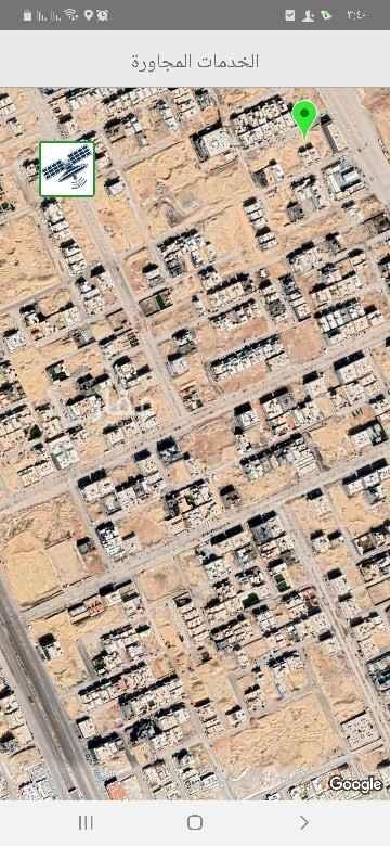 أرض للبيع في شارع رقم 381 ، الرياض