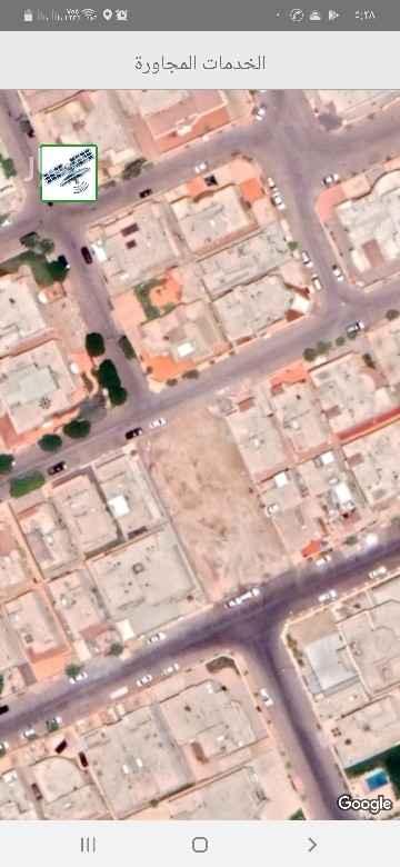 أرض للبيع في شارع دهيم ، حي الصحافة ، الرياض