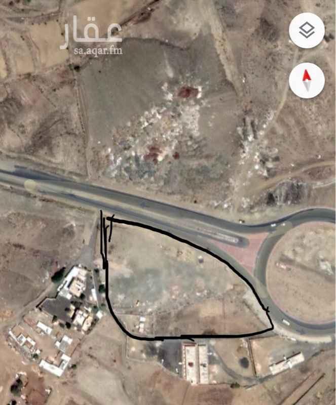 أرض للإيجار في حي القريقر ، أبها