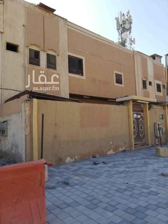 عمارة للإيجار في شارع دمياط ، حي طويق ، الرياض