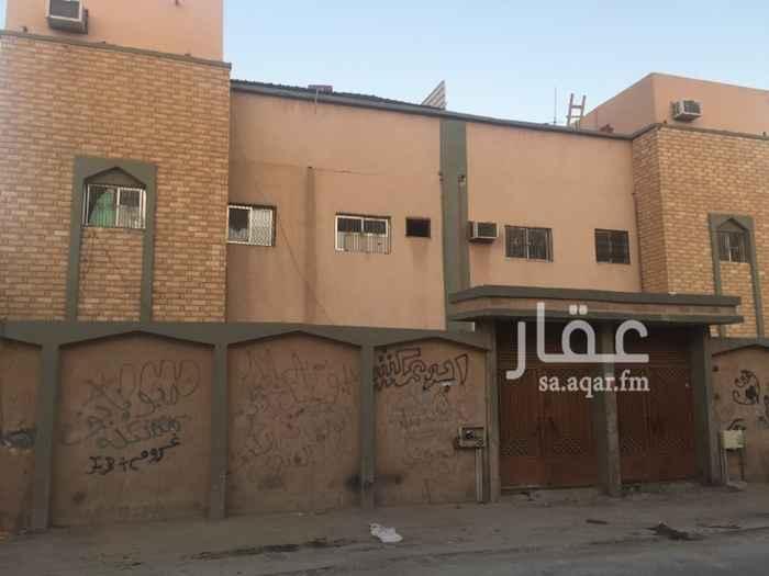 فيلا للبيع في شارع عبدالله بن عمر, النسيم الغربي, الرياض