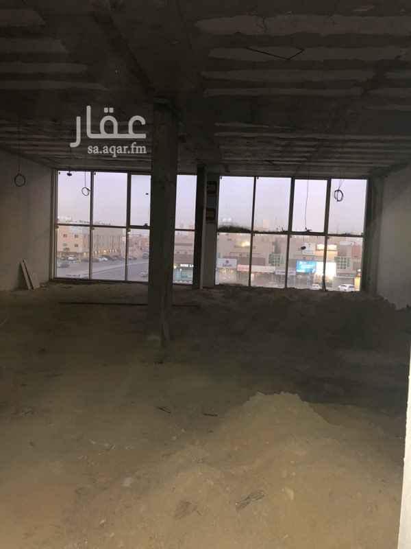 مكتب تجاري للإيجار في شارع ابي بكر الصديق ، حي النفل ، الرياض ، الرياض