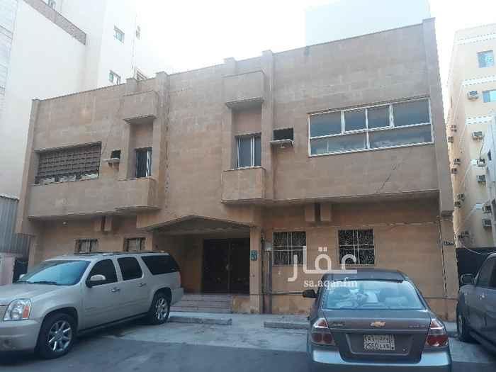 شقة للإيجار في شارع عبدالرؤوف البحراني ، حي النعيم ، جدة