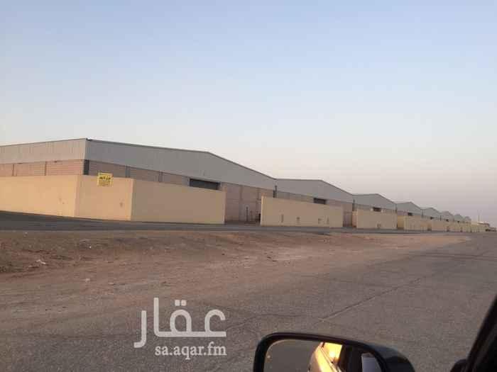 مستودع للإيجار في شارع البيرات, المناخ, الرياض